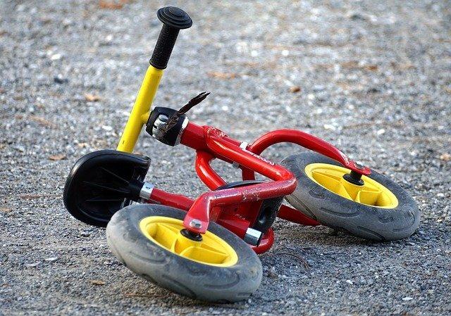 Don Vélo d'enfants
