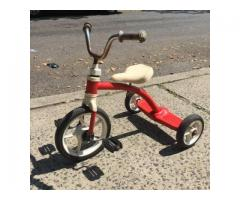 DON TRICYCLE ROUGE ENFANTS