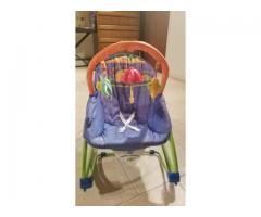 Donne chaise à Bascule pour bébé
