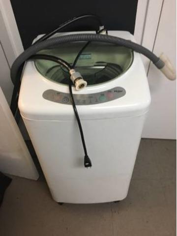 Donne machine à laver cassé