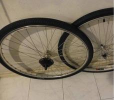 Donne roues aluminium léger